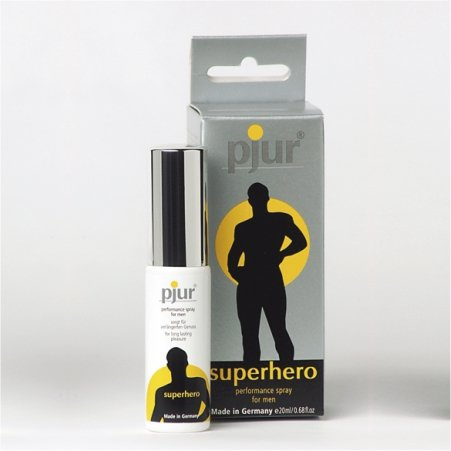 Superhero Spray