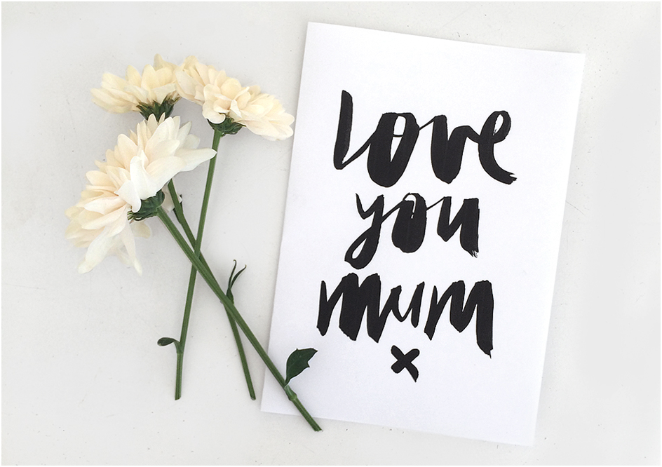 On Mothers Day – In honour of all the Mighty Moms