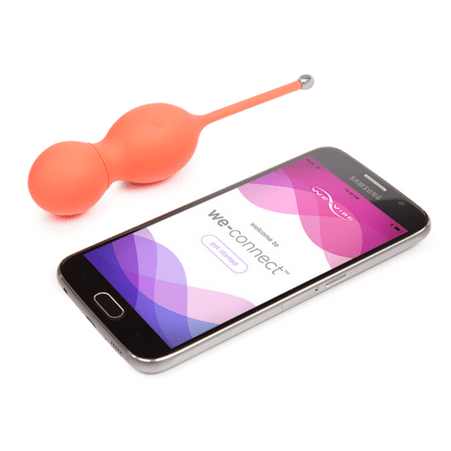Bloom-vibrating Kegel balls
