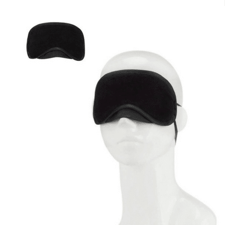 Peek A Boo Mask (black)