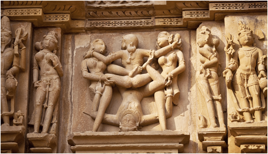 Fascinating facts about the Kama Sutra