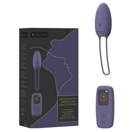 Bnaughty Unleashed Premium Rechargeable