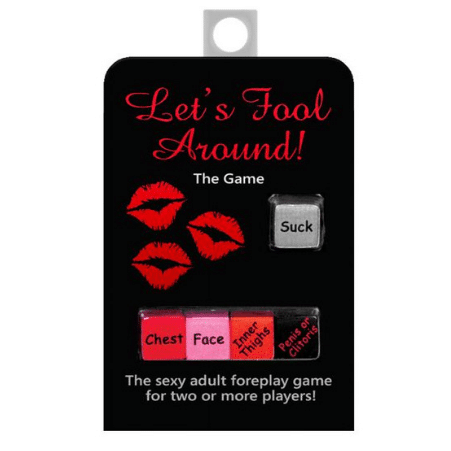 Foreplay - Dice Game