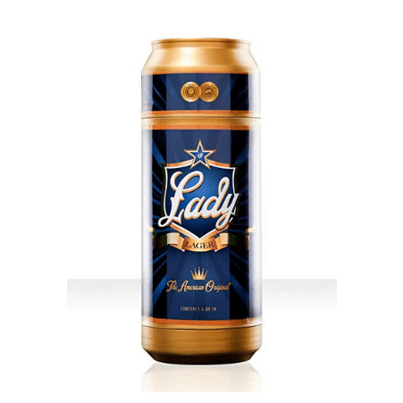 Sex in a Can - Lady Lager