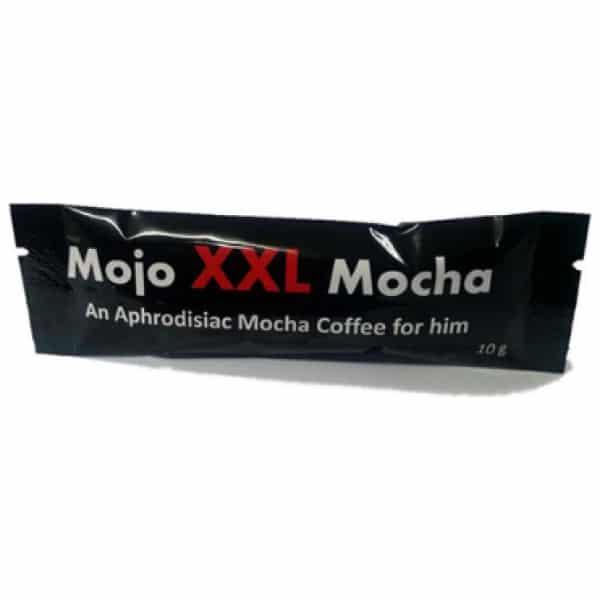 Mojo XXL Mocha - an Aphrodisiac for Him