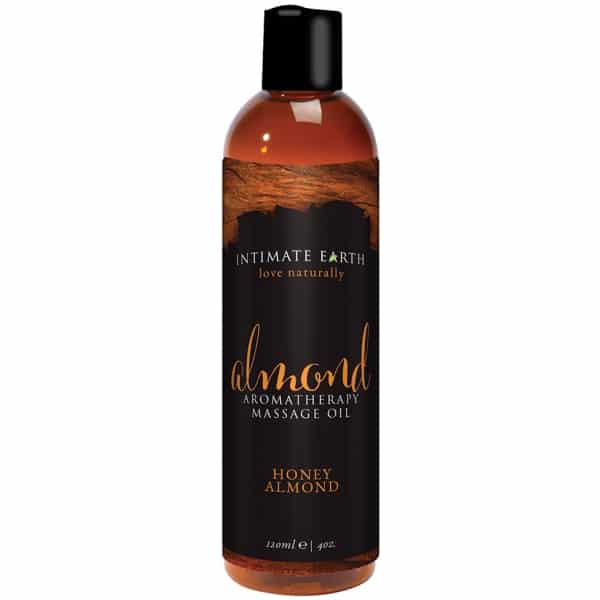Almond Aromatherapy Massage Oil