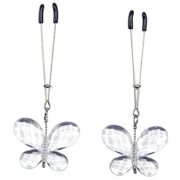 Nipple Butterfly Clamps